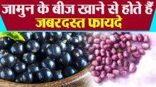 Health Benefits of Jamun Seeds