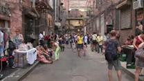 Grove Alley Place comes alive with 'Nite Market'