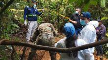 """La fosa común descubierta en Panamá mientras se investigaba una secta religiosa acusada de """"violación y maltrato de menores"""""""