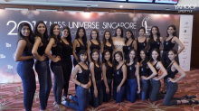 Miss Universe Singapore 2017 finalists showcase beauty in diversity