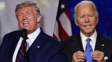Biden tops Trump in convention speech TV ratings