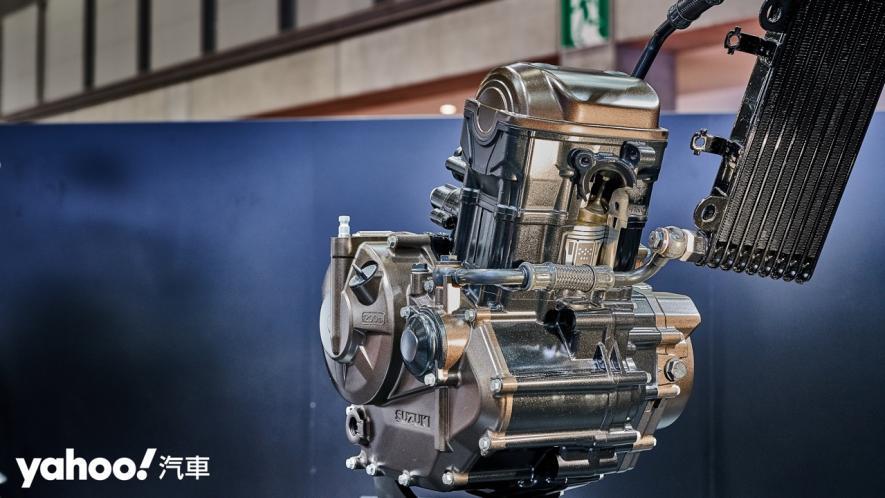 再次見面也依舊心動!2021 Suzuki Gixxer 250、SF 250台北重型機車展賞車! - 11