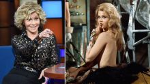 The truth about Jane Fonda's naked scene in Barbarella