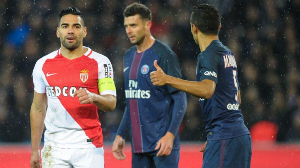 Finale de la Coupe de la Ligue, Monaco avec Falcao, le PSG sans Marquinhos