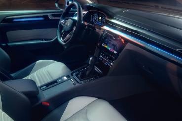 由外而內 探索新世代的Volkswagen工藝美學 Arteon系列影片一窺全新品牌旗艦的優雅內裝