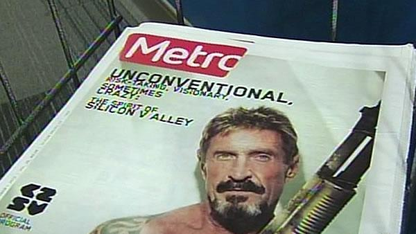 McAfee says he can make internet hack-proof