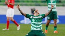 Foot - C1 - Ligue des champions : Ferencvaros signe son retour en phase de groupes, 25 ans après