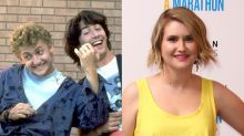 'Bill & Ted 3' star Jillian Bell says she 'couldn't believe' being on set (exclusive)