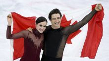 'Can I say Michelle Obama?': Tessa Virtue shares her ideal Valentine's Day
