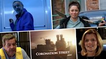 Next week on Coronation Street: Has Johnny seen Aidan? Plus Ray gets revenge on Debbie (spoilers)