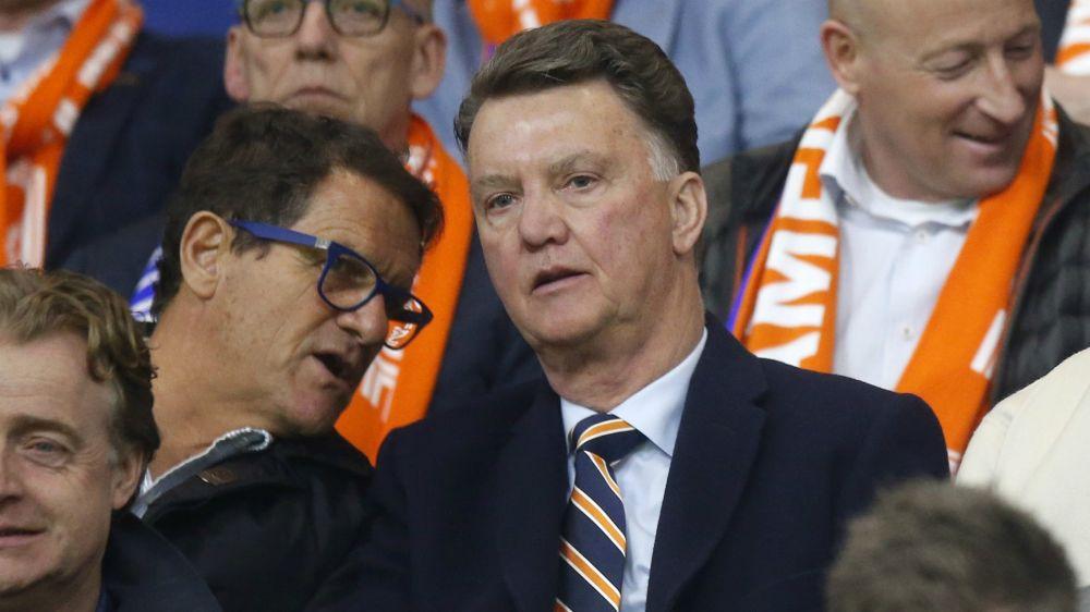 Louis van Gaal gegen Entlassung von Nationaltrainern in Qualifikationsphase