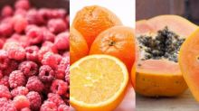 10 Amazing Fruits That Makes Skin Soft And Healthy; Fruit Diet For Beautiful Face