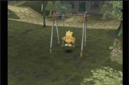 Chocobo's Mysterious Trailer