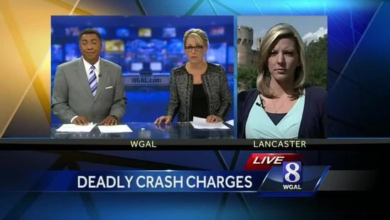 New: Police add vehicular homicide charges against fatal crash driver