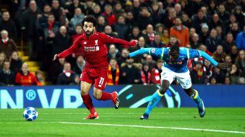 Liverpool-Napoli 1-0: Salah accende Anfield, azzurri eliminati