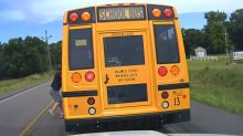 Passerby Helps Minnesota Deputies Chase Down School Bus After Driver Suffers Medical Emergency
