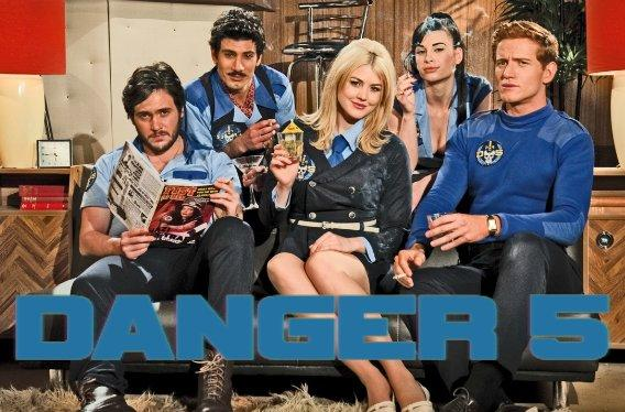 Cult Australian comedy 'Danger 5' resurrected as an Audible podcast
