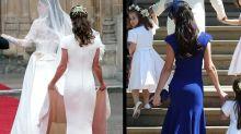 Pippa 2.0: Auch diese Royal Wedding hatte einen Po-Moment