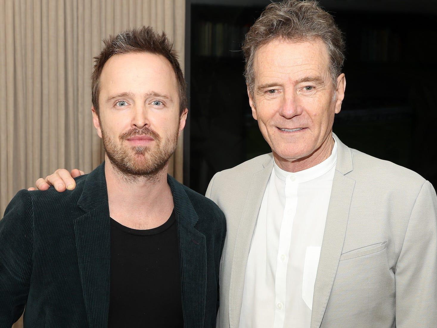 'Breaking Bad' costars Aaron Paul and Bryan Cranston are donating profits from their alcohol brand to out-of-work bartenders
