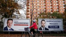 Polish regional vote a test for eurosceptic PiS government