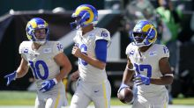 Rams soar into top 5 of Week 2 power rankings after crushing Eagles