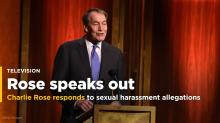 Charlie Rose Responds to Suspension by CBS, PBS, and Bloomberg Over Sexual Harassment Allegations