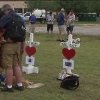 Moment of silence held across Texas Monday for Santa Fe victims