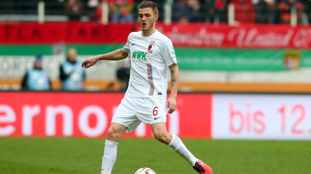 FC Augsburg: Gouweleeuw fällt mit Kapselriss länger aus