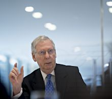 McConnell Sees Kavanaugh Fight as 'Adrenaline Shot'for Midterms
