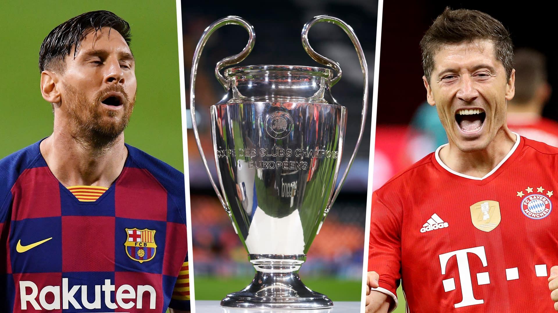 Lewandowski will beat Messi to player of the year if Bayern knock out Barcelona – Rivaldo