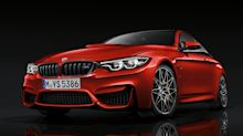 2018 BMW M4: Light Updates