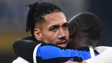Les superbes images de Lukaku et Smalling après la Une du Corriere dello Sport