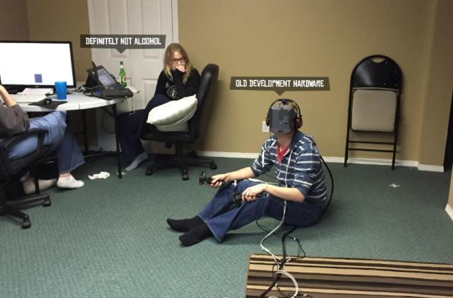 How Valve's secret meeting got devs on board with Steam VR