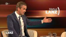 """""""Entschuldigung, nein!"""" Markus Lanz fährt FDP-Politikerin beim Thema Organspende an"""