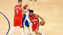 Pelicans at Warriors Reactions: The good, the bad and the Lonzo Ball