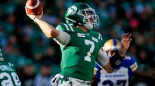 Roughriders QB hopes CFL delay will be brief