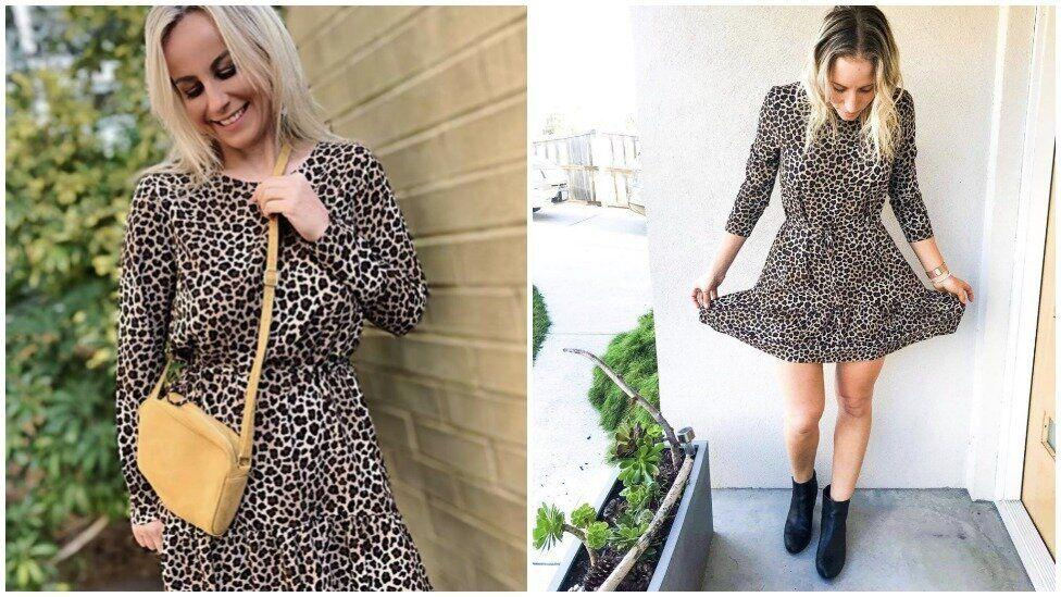 Shoppers' favourite $20 Kmart dress is back