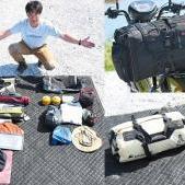 享受孤獨吧!一人一車露營去 行李裝載技巧篇