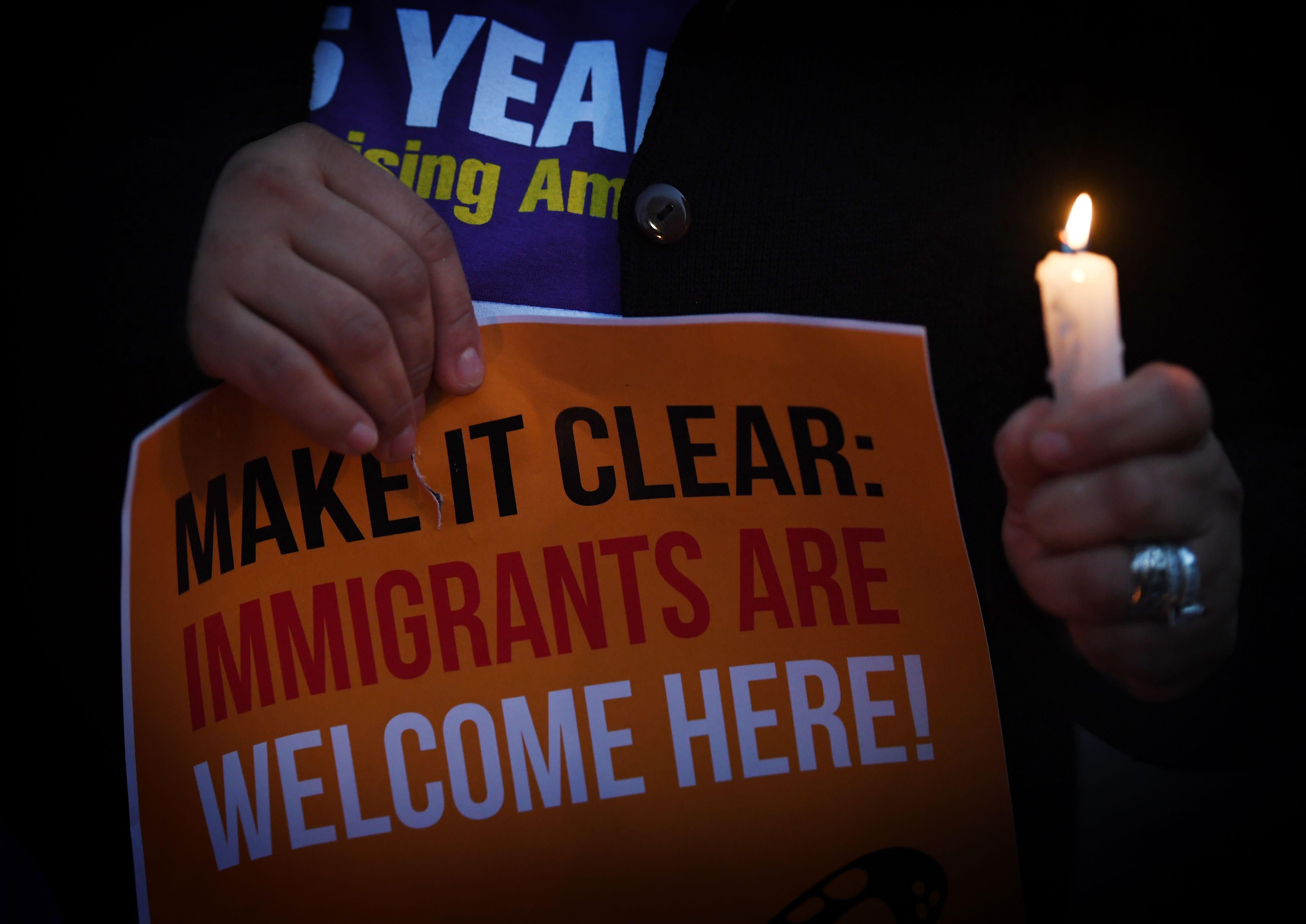 Trump Says Sanctuary Cities Are \