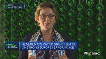 Heineken CFO welcomes 'strong performance' of company's e...