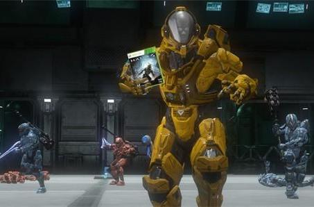 Halo 4 midnight launches at 4,400 US GameStops
