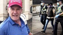 'Completely irresponsible': Sam Newman urges 250,000 people to protest lockdown