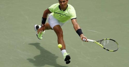 Tennis - ATP - Miami - Rafael Nadal : Un état d'esprit positif»
