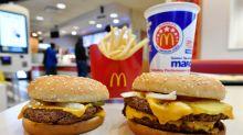 McDonald's probará las hamburguesas veganas de Beyond Meat