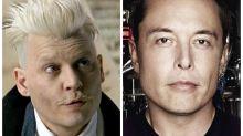 Elon Musk chama Johnny Depp para uma briga dentro de uma gaiola