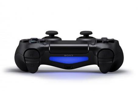 DualShock 4 light bar can't be switched off, says Yoshida