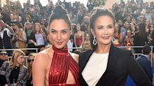 Gal Gadot and Lynda Carter truly are Wonder Women