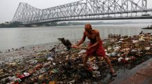 "Dying ""Mother Ganga"": India's holy river succumbs to pollution"