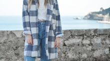 These Stunning Plaid Coats Look Good With Everything
