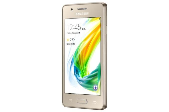 Samsung launches first 4G, Tizen-powered smartphone in India